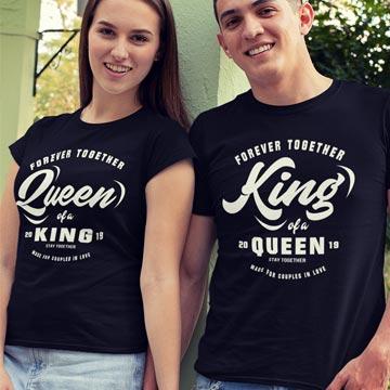 Pärchen Look Shirts