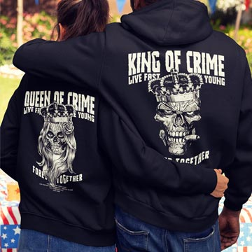 King and Queen of Crime