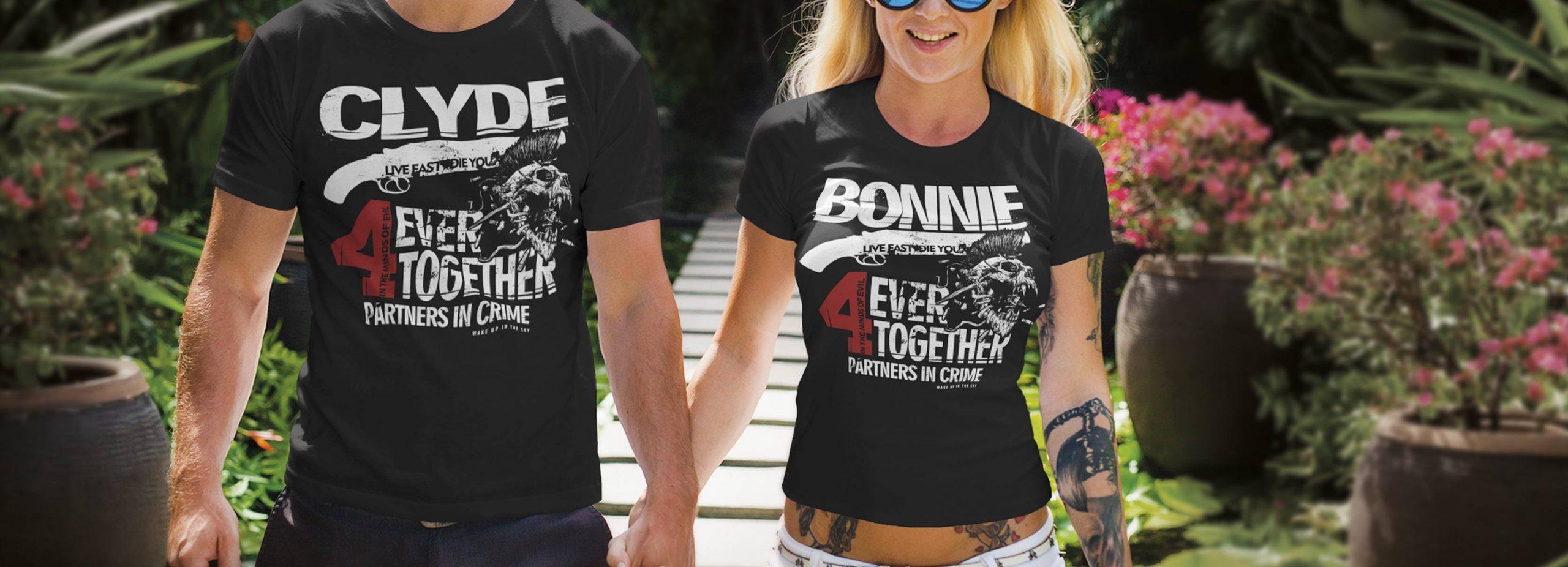 Bonnie & Clyde Partnerlook
