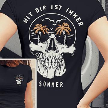 Mit Dir ist immer Sommer