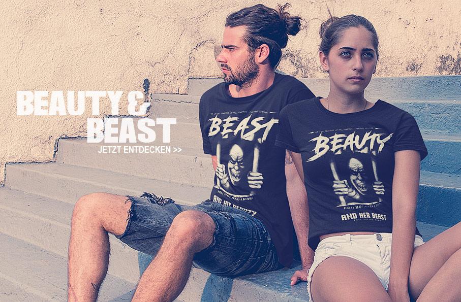 Bauty & Beast Partnerlook