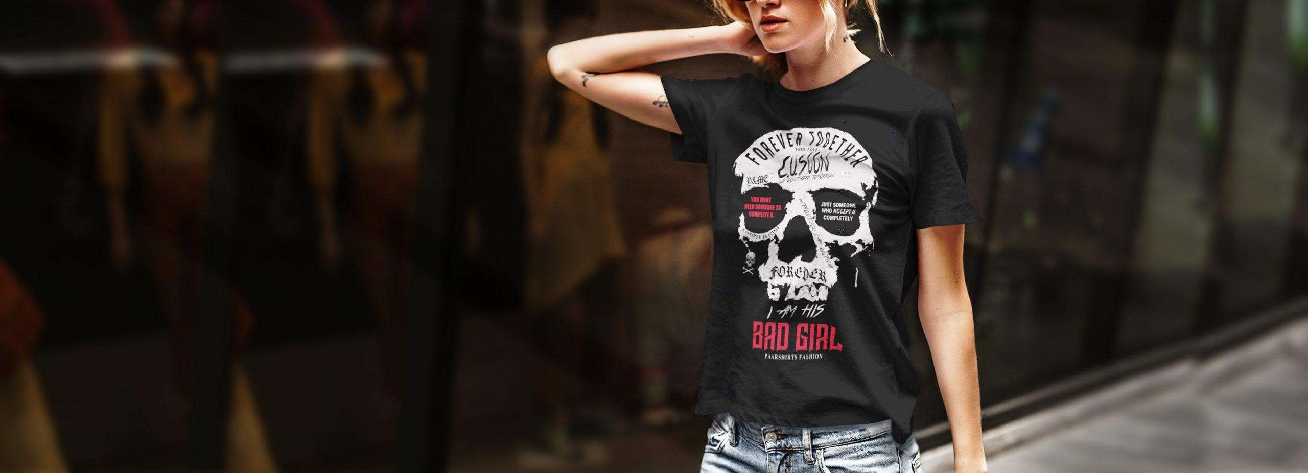 Bad Girl & Bad Boy Partnerlook